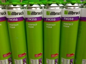 Illbruck Pistool purschuim FM350